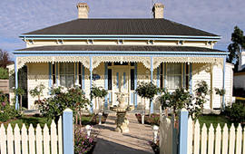 Carrington House - Mount Gambier Accommodation