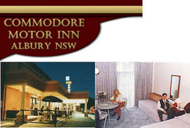 Commodore Motor Inn - Mount Gambier Accommodation