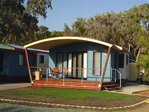Island View Caravan Park - Mount Gambier Accommodation