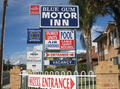 Blue Gum Motor Inn - Mount Gambier Accommodation