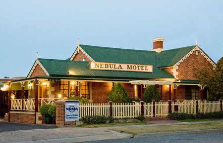 Nebula Motel - Mount Gambier Accommodation