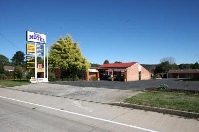 Alpha Motel - Mount Gambier Accommodation