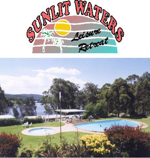 Sunlit Waters Leisure Retreat - Mount Gambier Accommodation