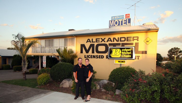 Alexander Motel - Mount Gambier Accommodation