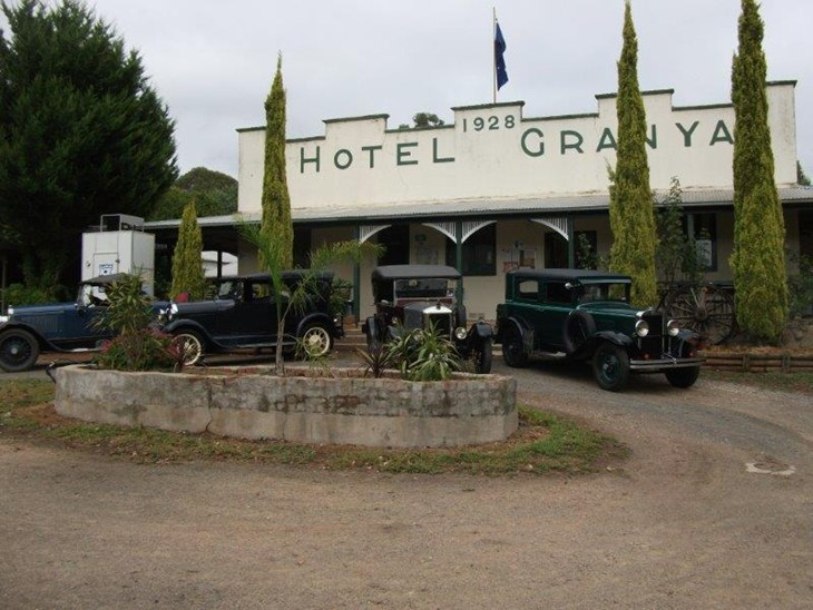 Hotel Granya - Mount Gambier Accommodation
