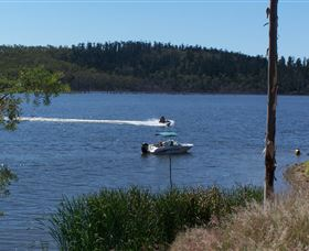 Paradise Dam Recreation Park - Mount Gambier Accommodation