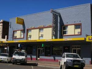 Club House Hotel Gunnedah - Mount Gambier Accommodation