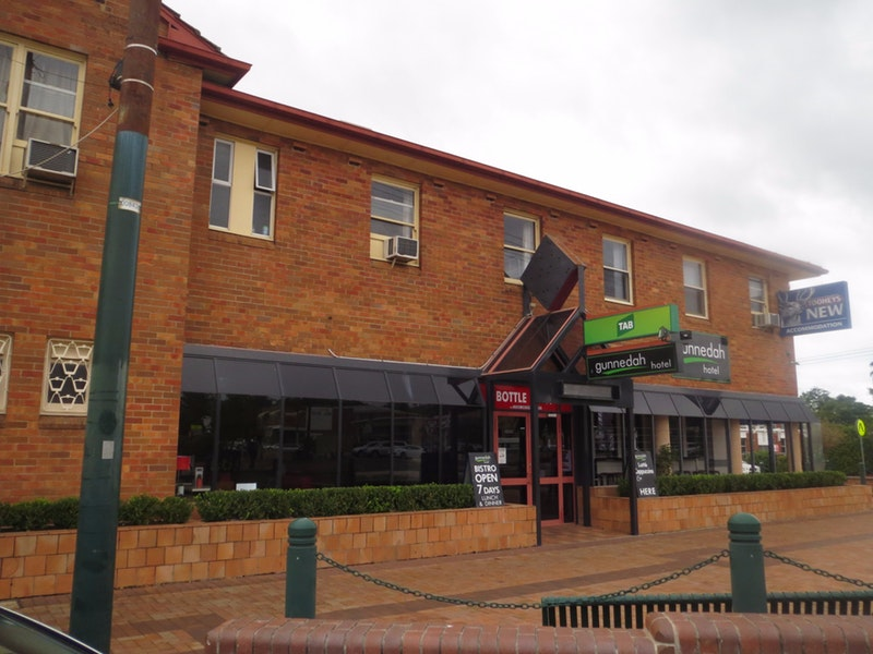 Gunnedah Hotel - Mount Gambier Accommodation
