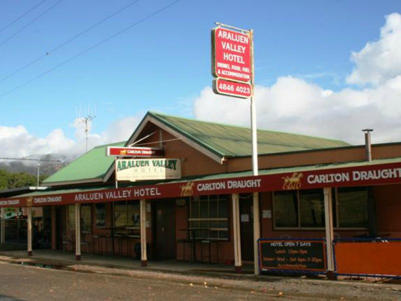 Araluen Hotel - Mount Gambier Accommodation