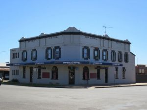 Imperial Hotel Gunnedah - Mount Gambier Accommodation