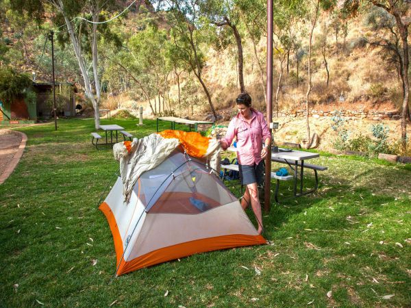 Standley Chasm Angkerle Camping - Mount Gambier Accommodation