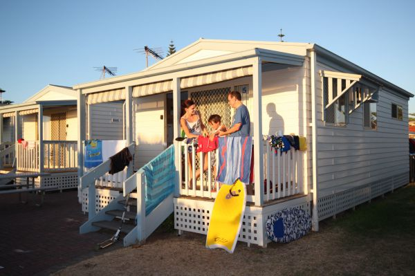 Christies Beach Tourist Park - Mount Gambier Accommodation