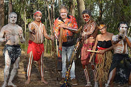Didgeridoo Jam in the Park - Mount Gambier Accommodation
