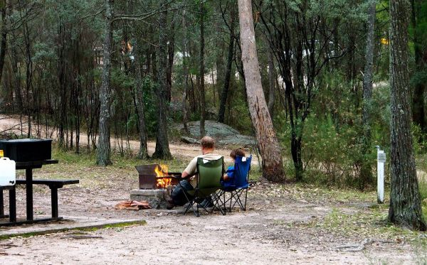 Girraween National Park Camping Ground - Mount Gambier Accommodation