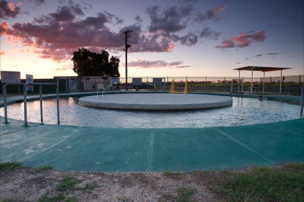 Burren Junction Bore Baths and Camp Ground - Mount Gambier Accommodation