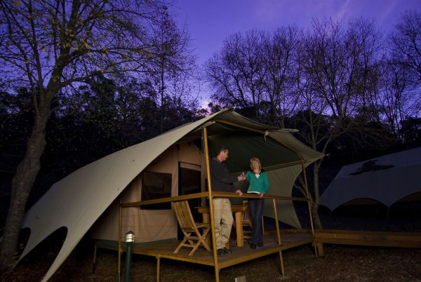 Wilderness Retreats Buchan Caves Reserve - Mount Gambier Accommodation