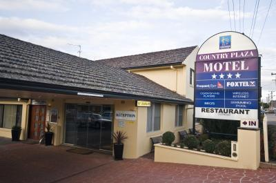 Quality Inn Country Plaza Queanbeyan - Mount Gambier Accommodation