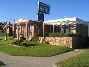 Golden Chain Murray River Motel - Mount Gambier Accommodation