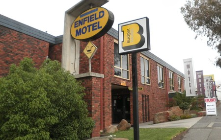 Enfield Motel - Mount Gambier Accommodation