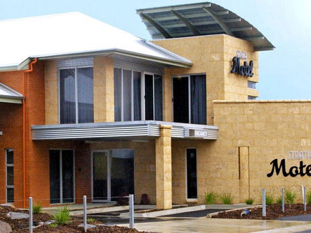 Strath Motel - Mount Gambier Accommodation