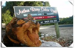 Arthur River Cabin Park - Mount Gambier Accommodation
