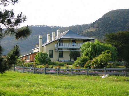 Stanton Bed and Breakfast - Mount Gambier Accommodation