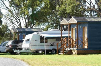 St Helens Caravan Park - Mount Gambier Accommodation