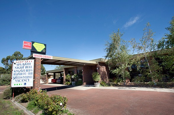 Statesman Motor Inn - Mount Gambier Accommodation