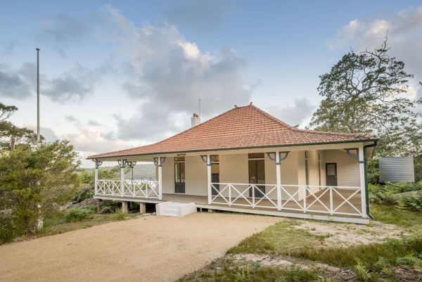 Hilltop Cottage - Mount Gambier Accommodation
