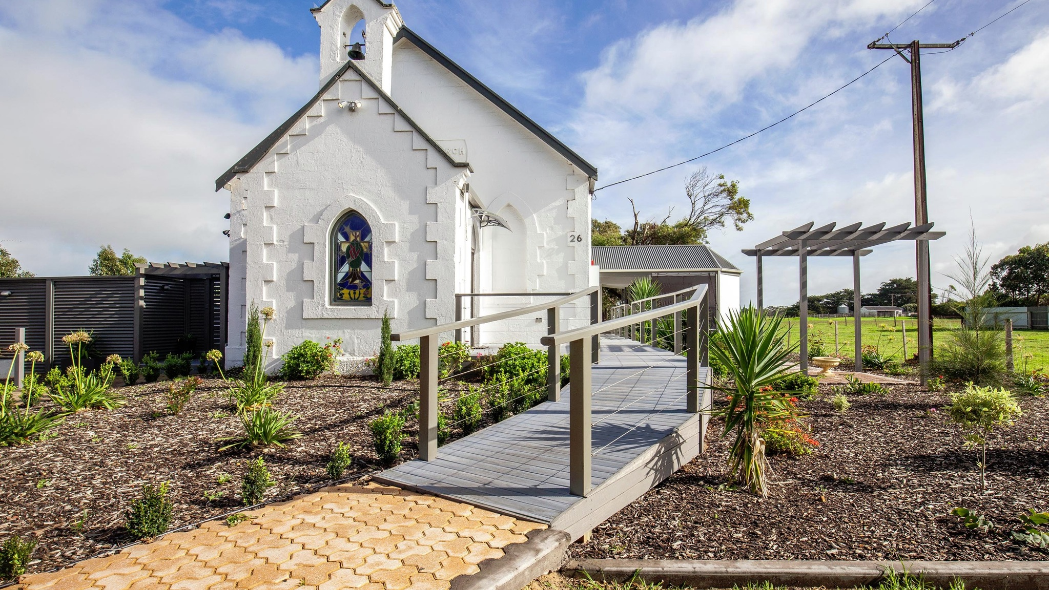 Arches of Allendale Annexe - Mount Gambier Accommodation