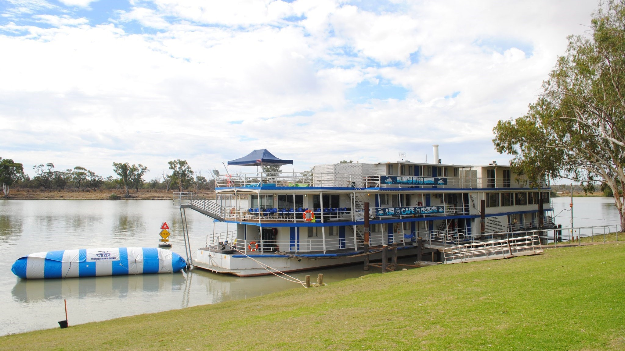 Murray River Queen Backpackers - Mount Gambier Accommodation