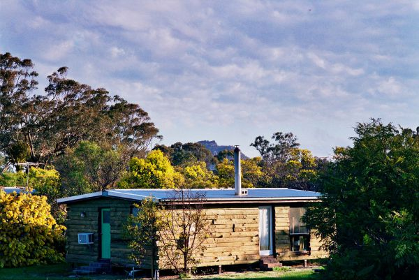Mount Zero Log Cabins - Mount Gambier Accommodation