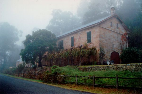 Tizzana Winery Bed And Breakfast - Mount Gambier Accommodation