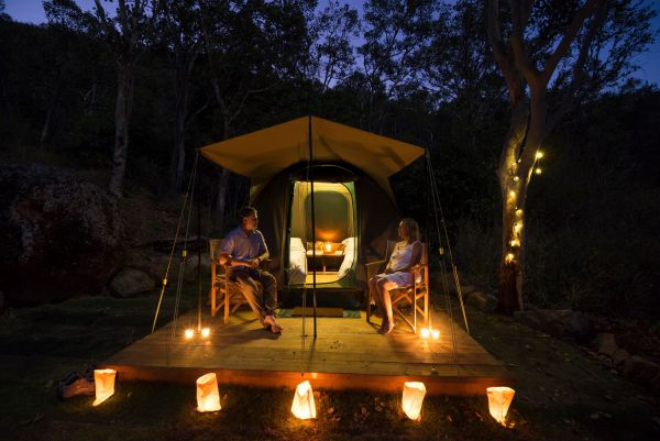 Keswick Island Camping and Glamping - Mount Gambier Accommodation