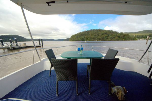Luxury Afloat Hawkesbury River and Brooklyn - Mount Gambier Accommodation