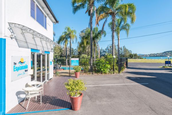 The Esplanade Motel - Mount Gambier Accommodation