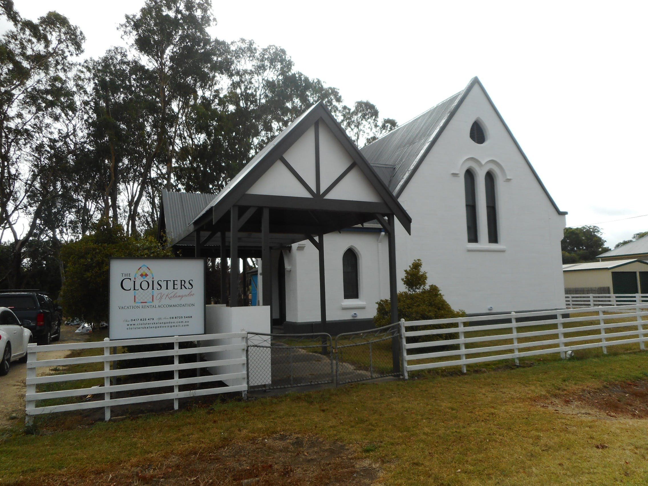Cloisters of Kalangadoo - Mount Gambier Accommodation
