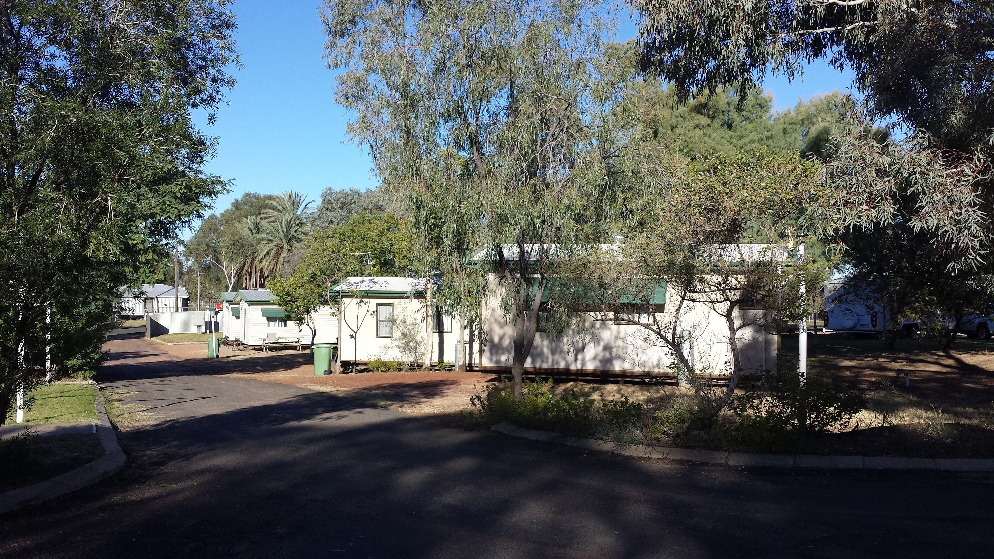 Cunnamulla Tourist Park - Mount Gambier Accommodation