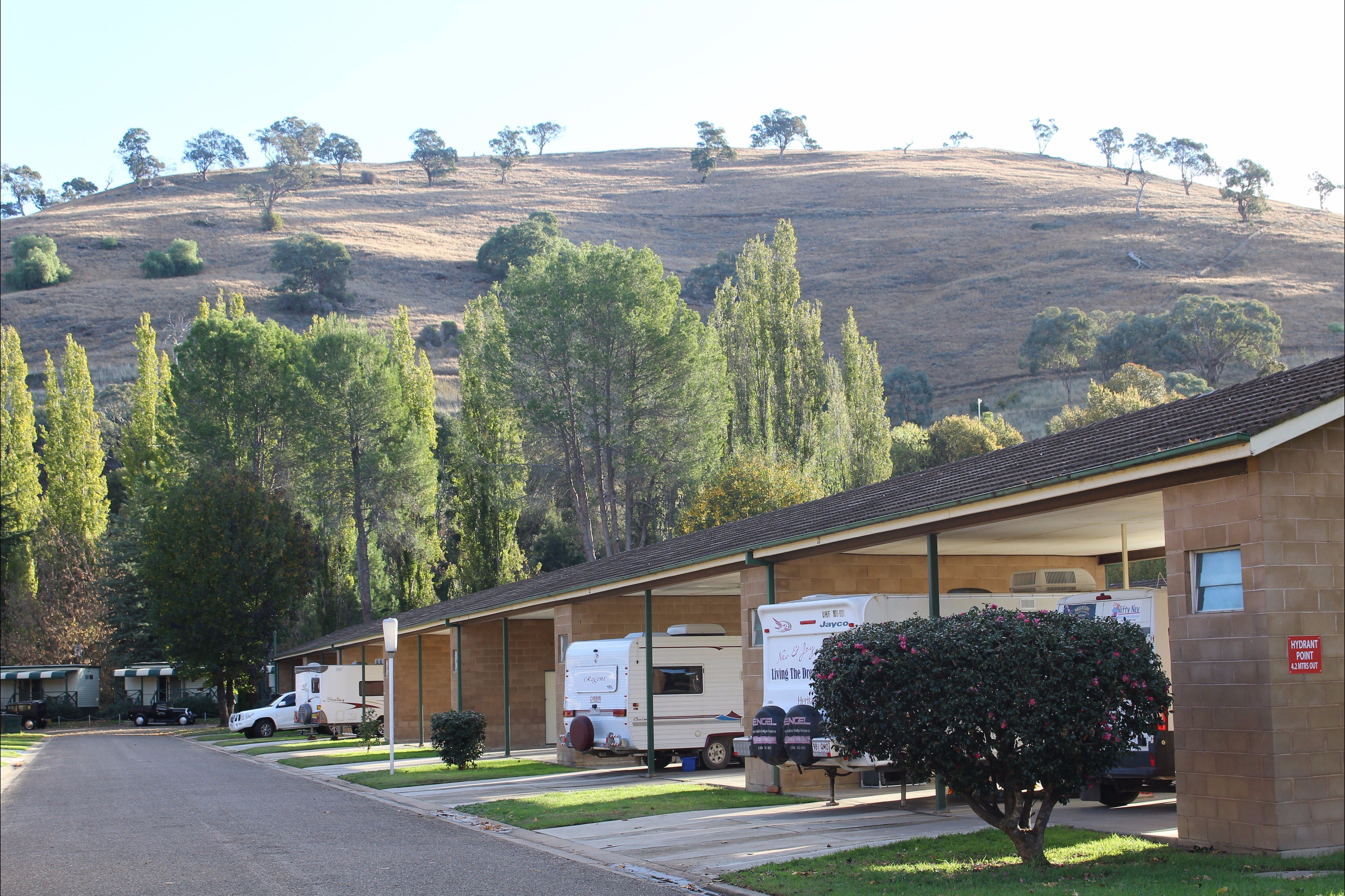 Gundagai Cabins and Tourist Park - Mount Gambier Accommodation