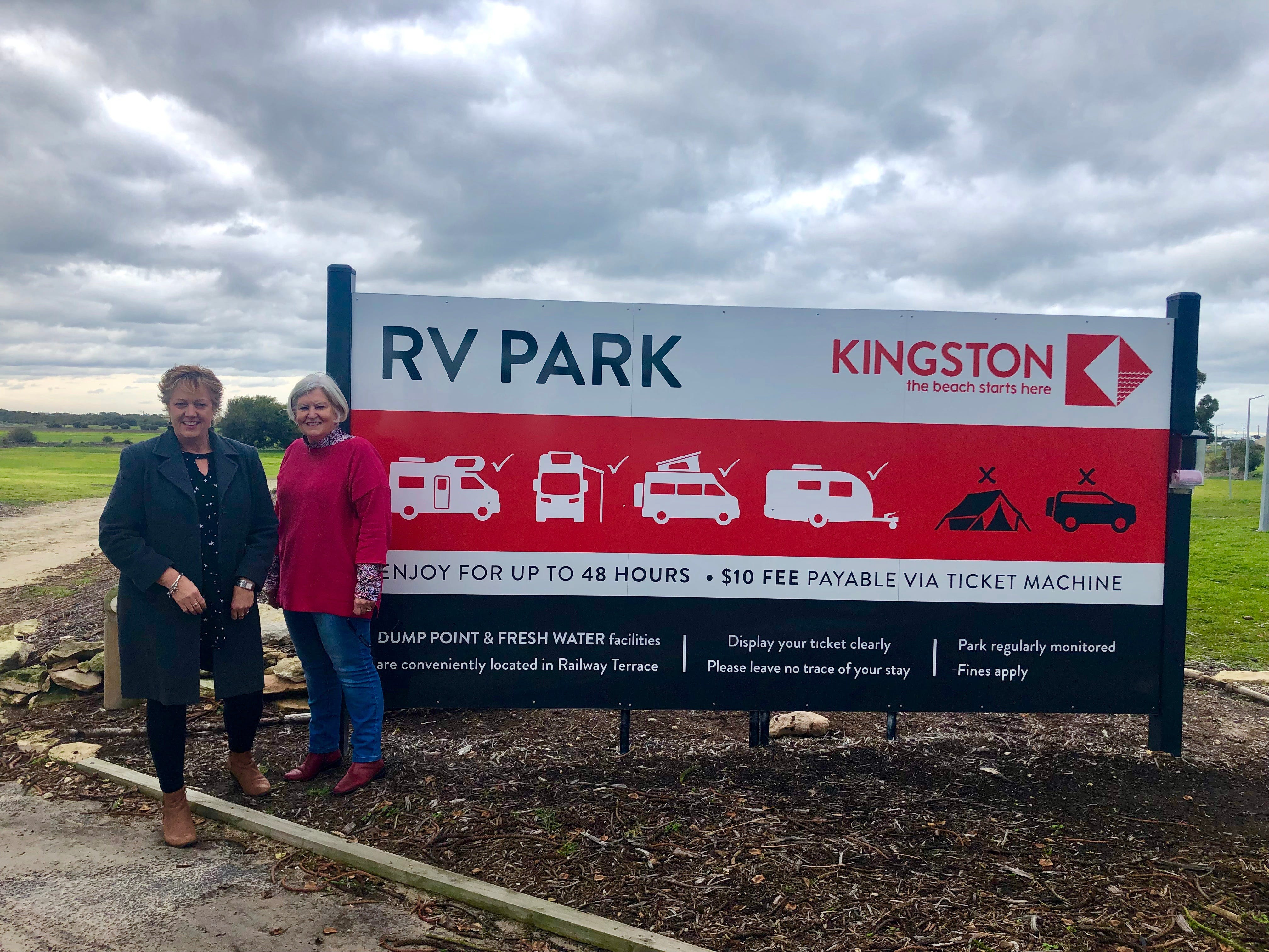 Kingston RV Park - Mount Gambier Accommodation