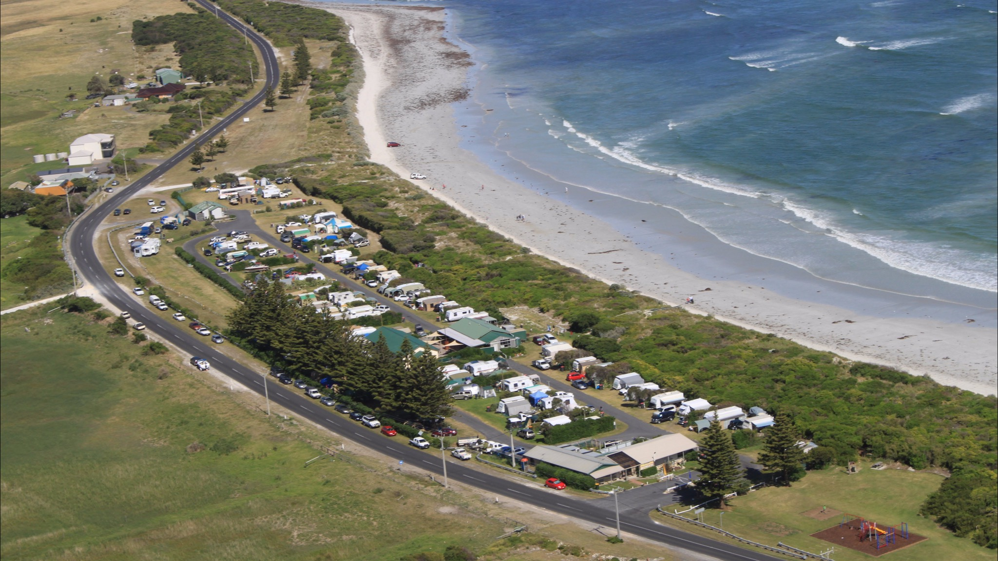 Port MacDonnell Foreshore Tourist Park - Mount Gambier Accommodation