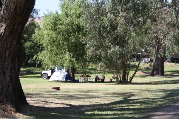 Molesworth Recreation Reserve and Caravan Park - Mount Gambier Accommodation
