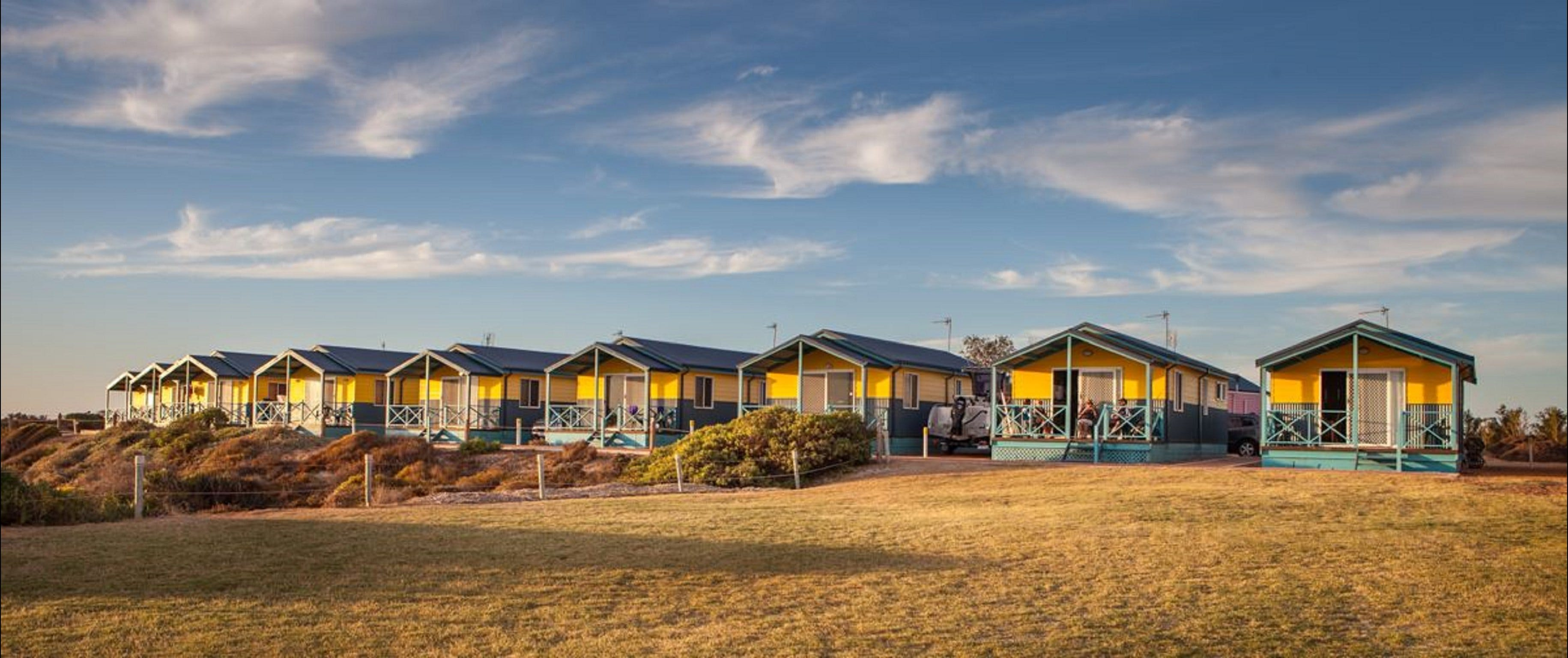 Dongara Tourist Park - Mount Gambier Accommodation
