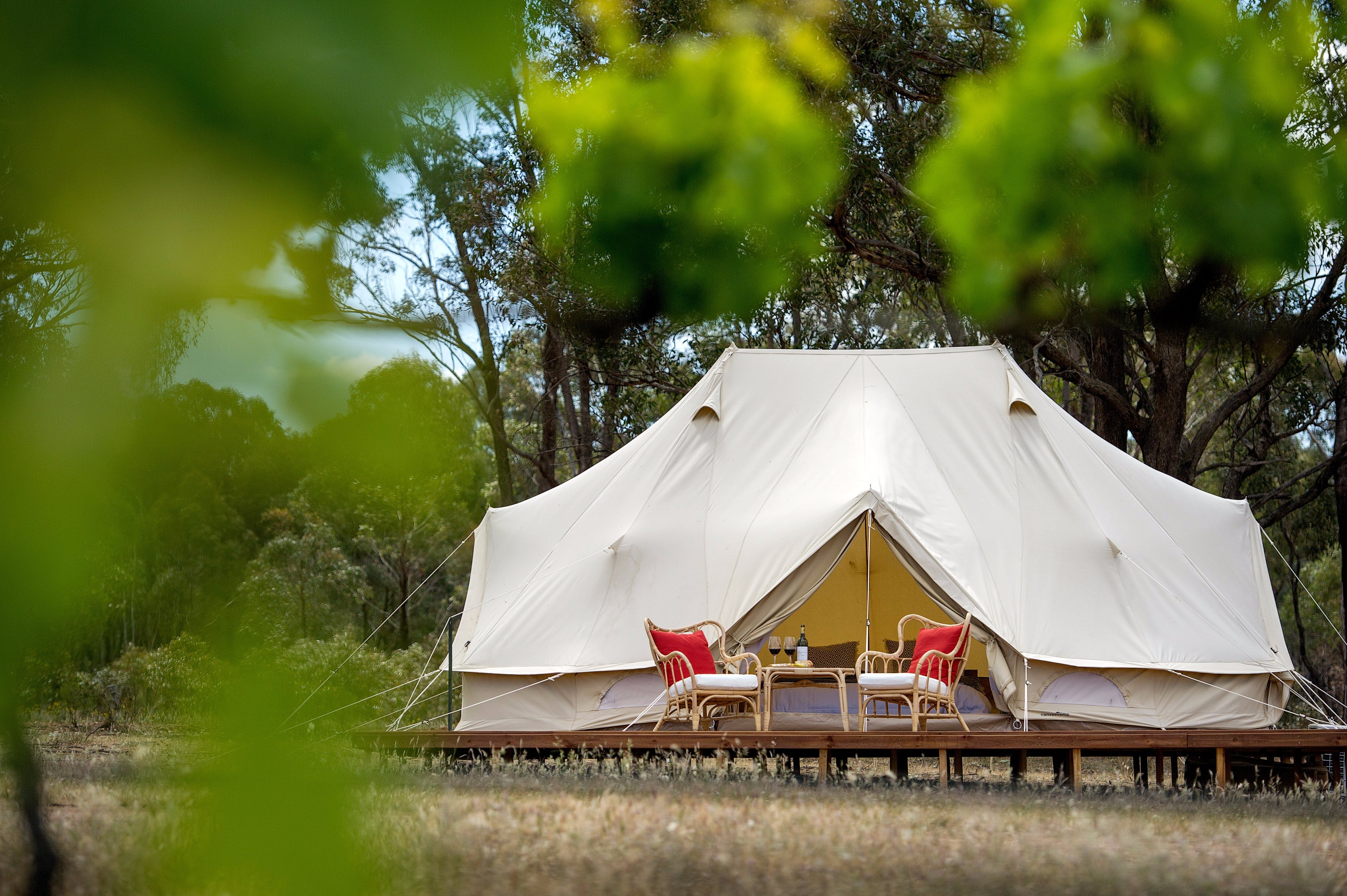 Balgownie Estate Winery Glamping  Accommodation - Mount Gambier Accommodation