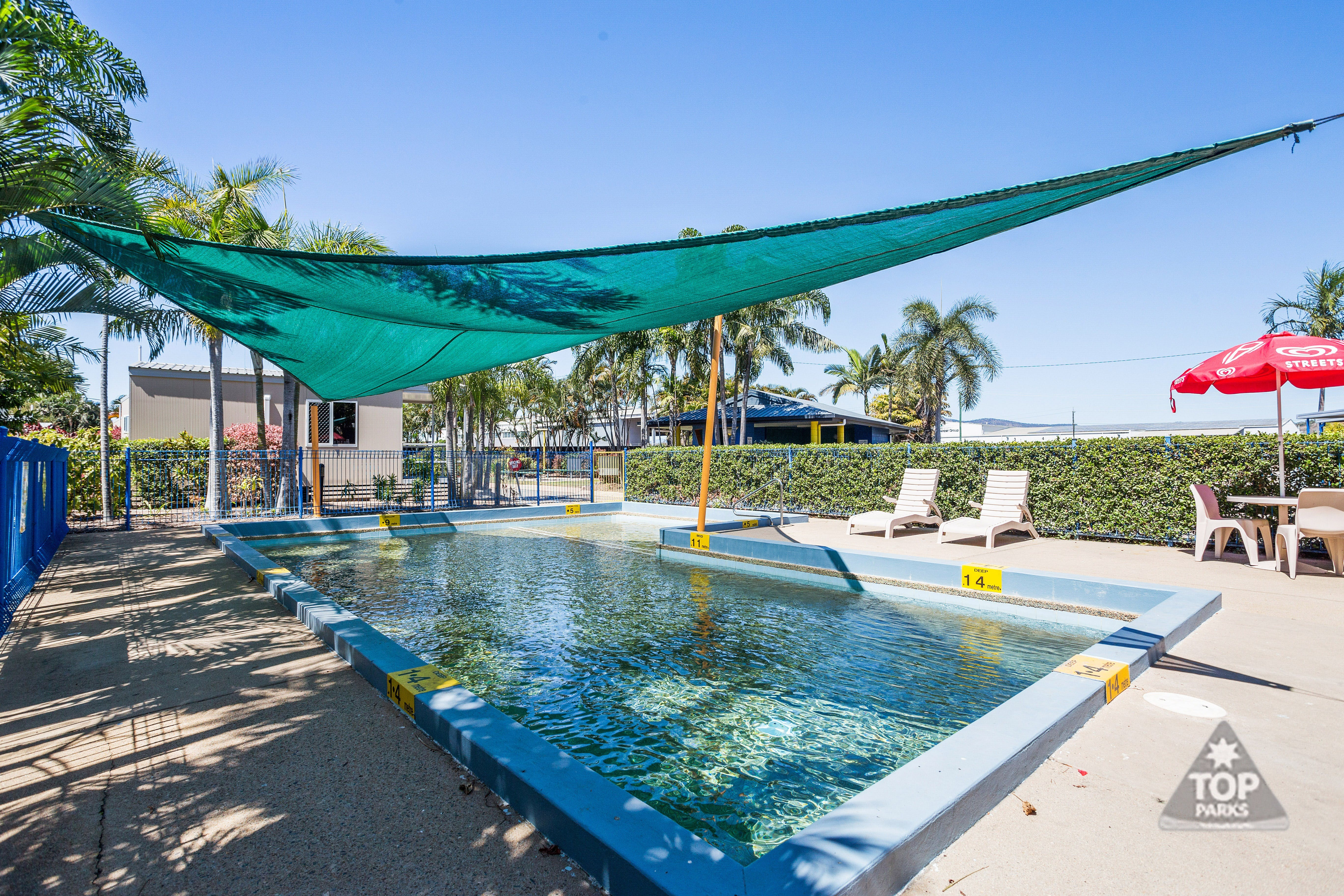Coral Coast Tourist Park Townsville - Mount Gambier Accommodation