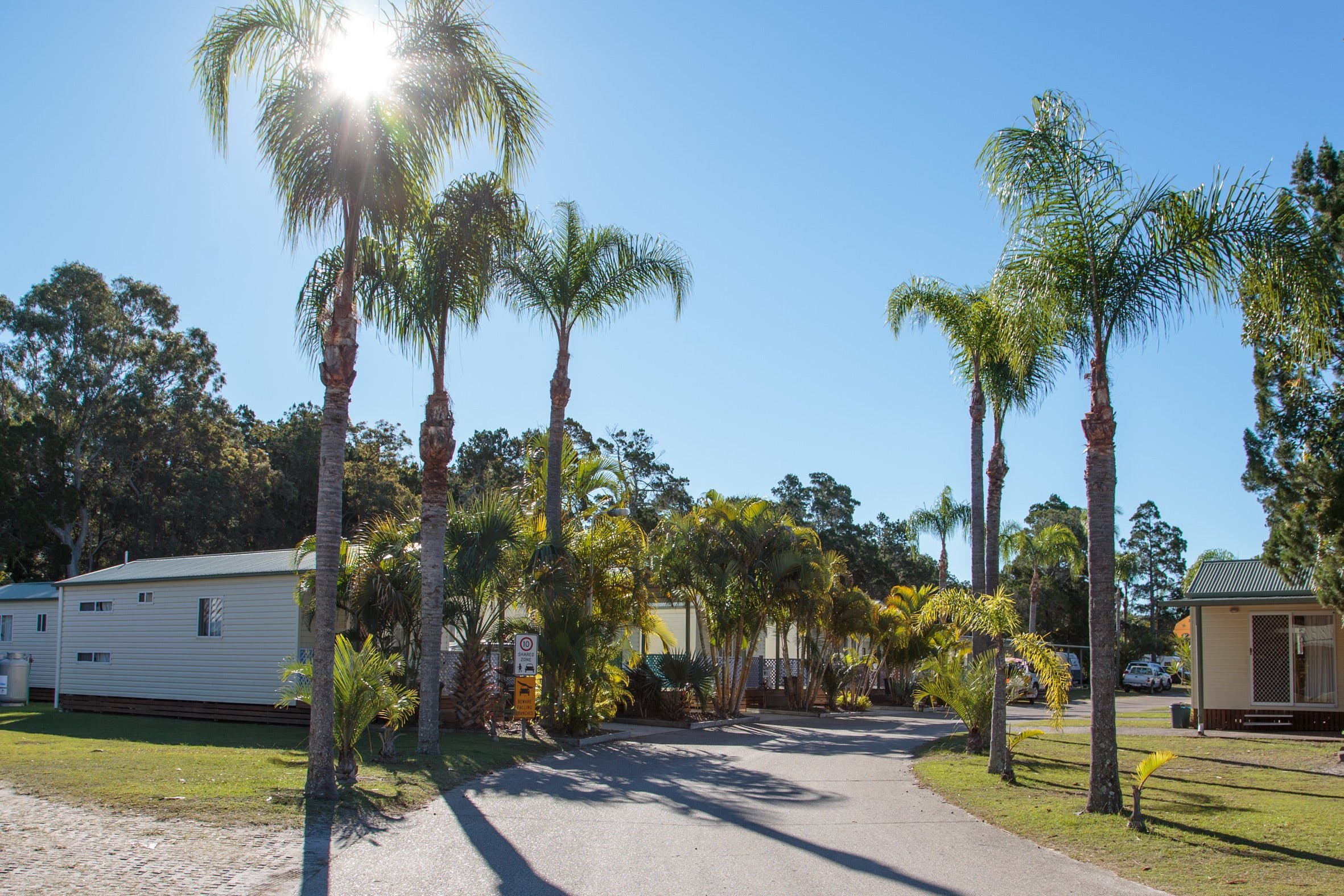Rainbow Beach Holiday Park - Mount Gambier Accommodation