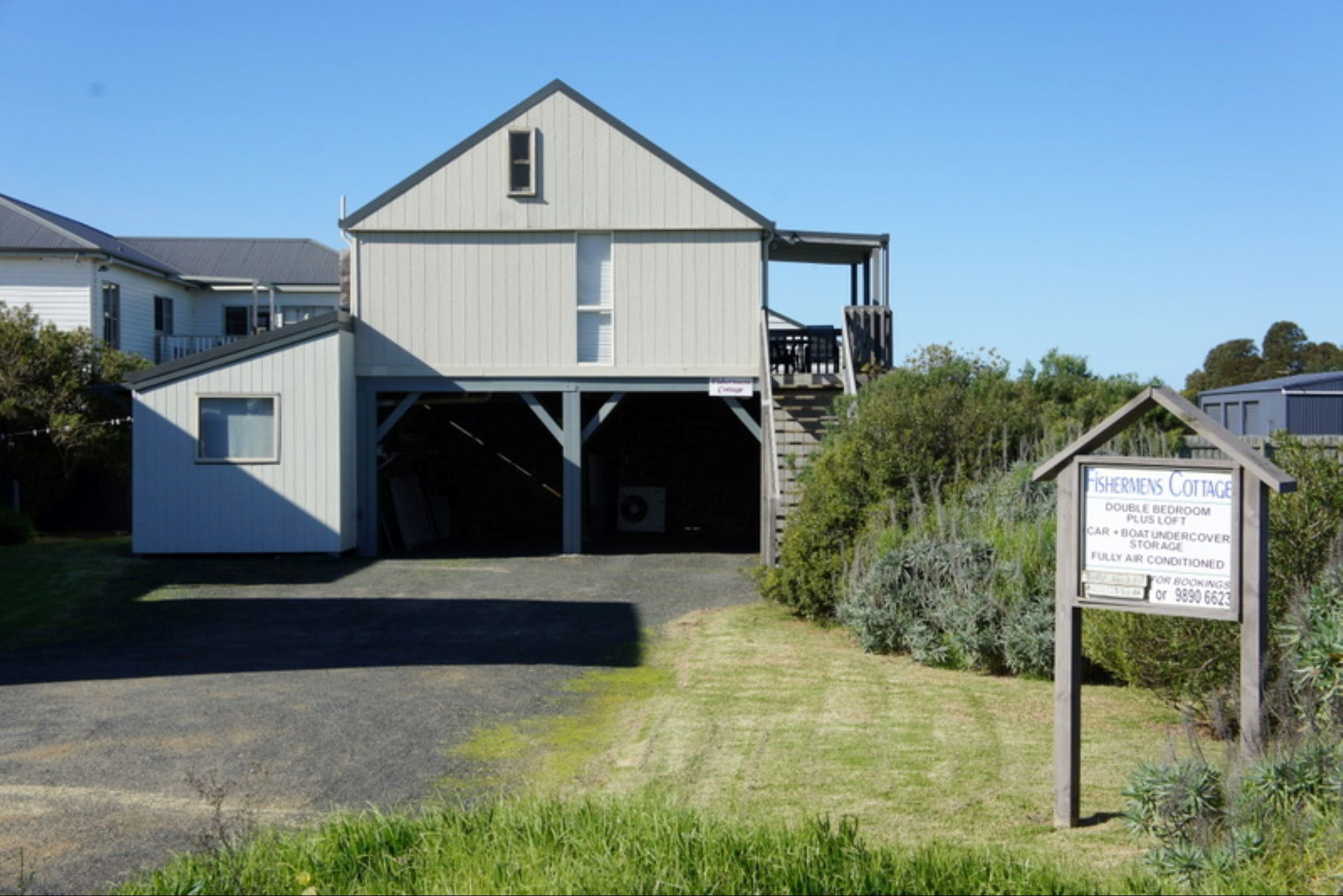 Angler's Arms and Fisherman's Cottage - Mount Gambier Accommodation