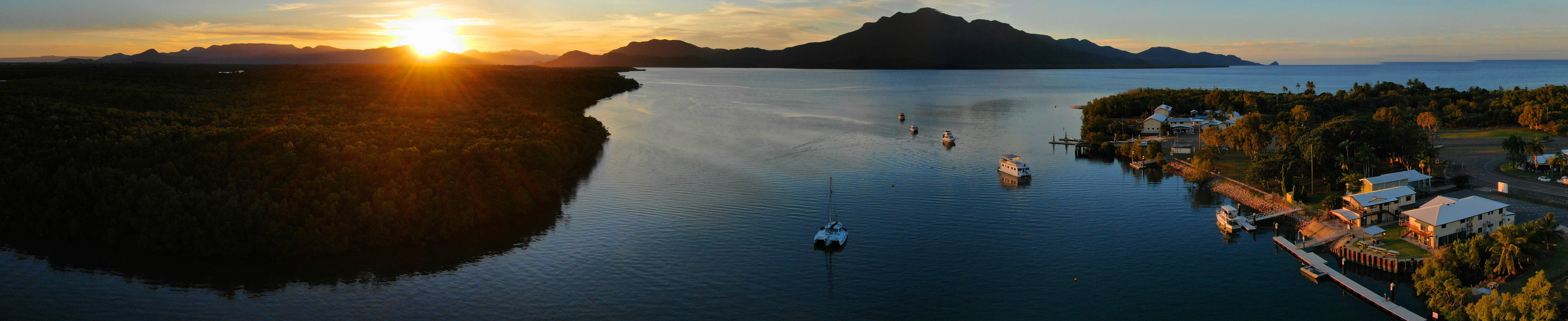 Hinchinbrook Marine Cove Resort - Mount Gambier Accommodation