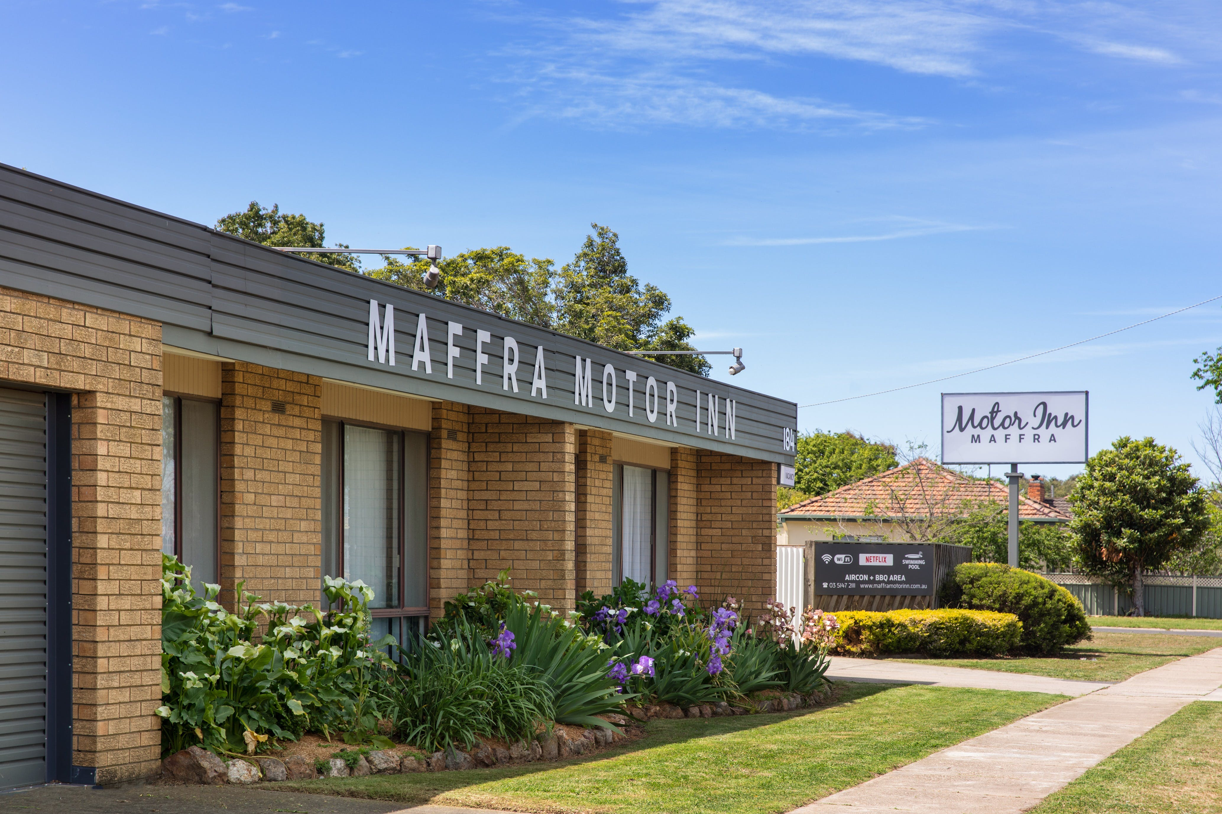 Maffra Motor Inn - Mount Gambier Accommodation