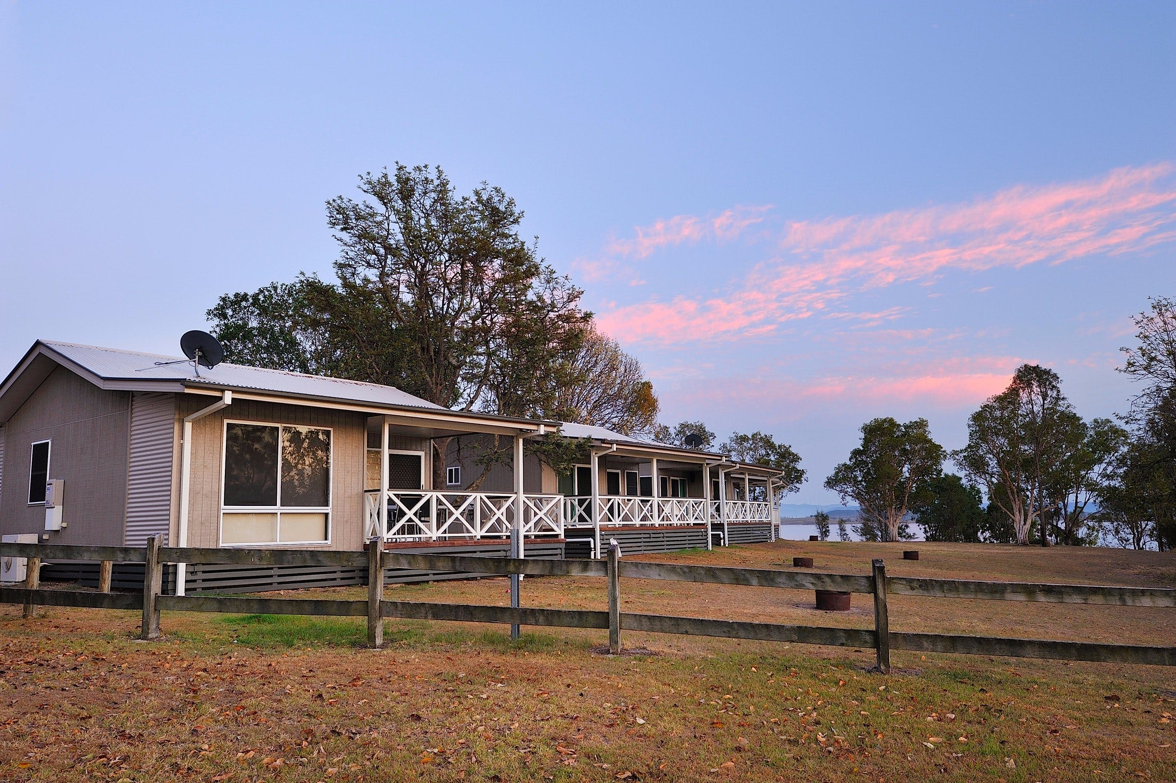NRMA Lake Somerset Holiday Park - Mount Gambier Accommodation